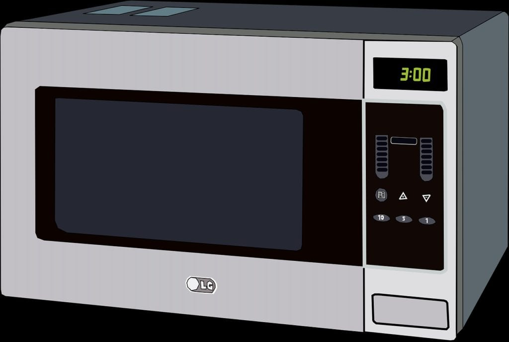 microwave, oven, appliance