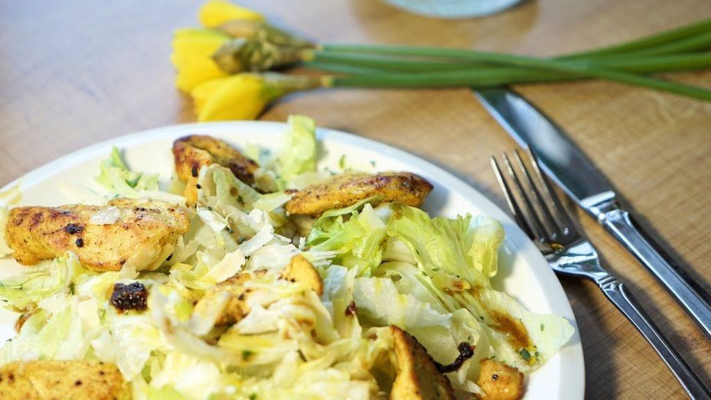 salad, fresh, nutrition