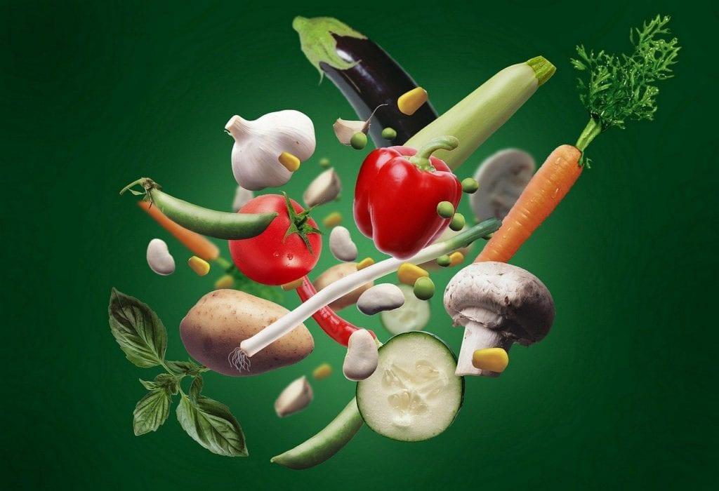 vegetables, veges, vegetarian