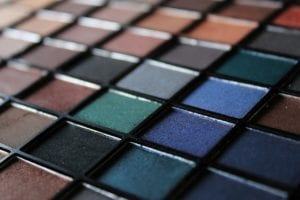 eye shadow, cosmetics, color palette